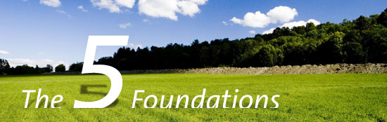 The 5 Foundations