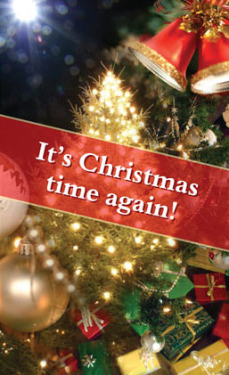 It\'s Christmas time again! - Tracts4u